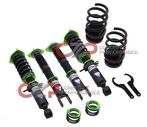 Ss Samons 07 35 Exclusive powertrix infiniti g35 g37 ss sport coilover set