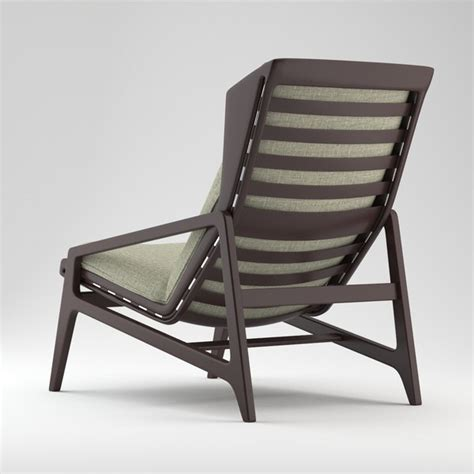 gio ponti chair 3d gio ponti lounge chair 3d 3ds