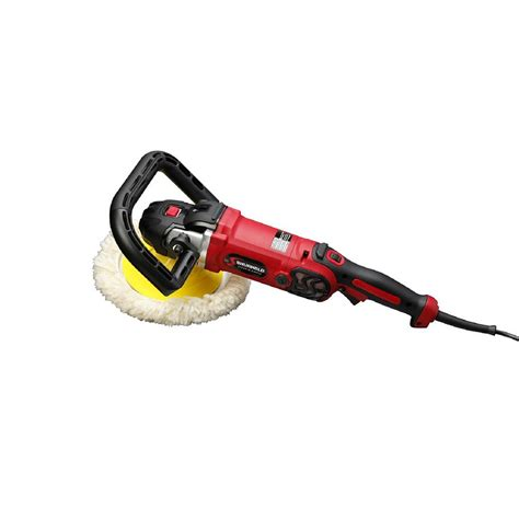 Car Buffer Home Depot by Pro Lift 6 In Buffer Polisher I 4506 The Home Depot