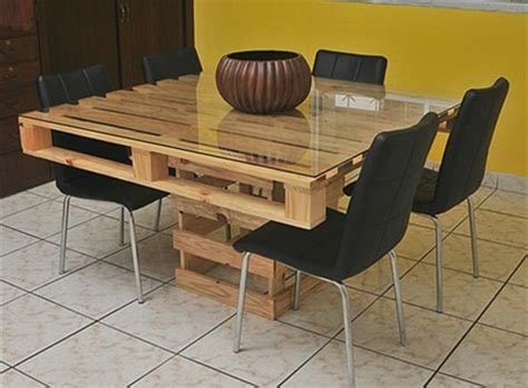 comment faire une table de cuisine table en palette 44 id 233 es 224 d 233 couvrir photos