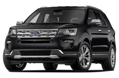 new ford vehicles 2018 new 2018 ford explorer price photos reviews safety