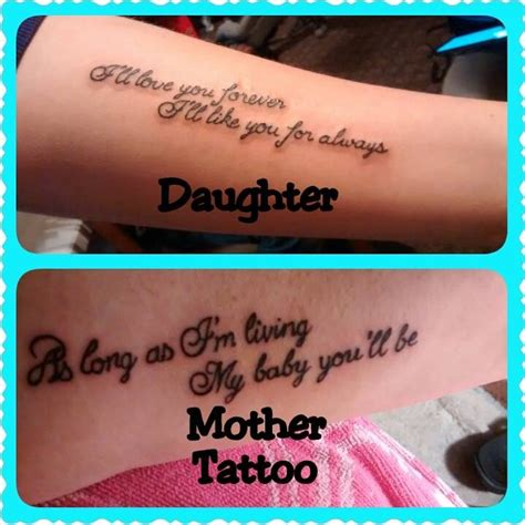 tattoo quotes for daughter to father mother daughter quotes for tattoos
