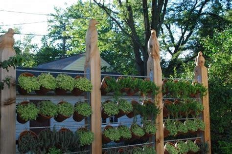 Vertical Garden Screen 26 Diy Garden Privacy Ideas That Are Affordable