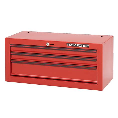 shop task force 20 187 in x 14 625 in 3 drawer friction