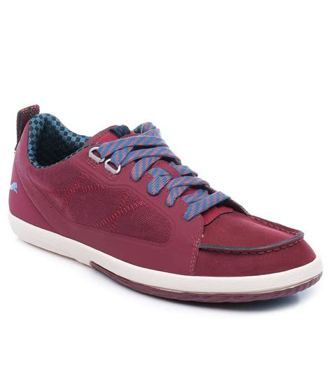 buy mini ribald lifestyle shoes for snapdeal