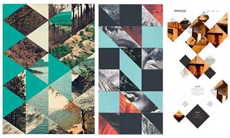 creative ways to make picture collages designeasy how to create geometric collages in adobe