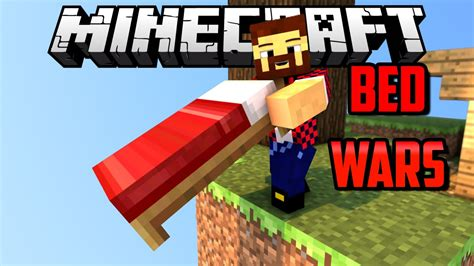 bed wars кровать не нужна minecraft bed wars mini game youtube