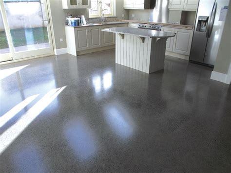 Concrete Floor Finish   SelfBuild