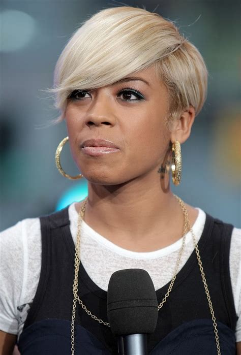 urban short bobs african american short haircut with bangs edgy urban