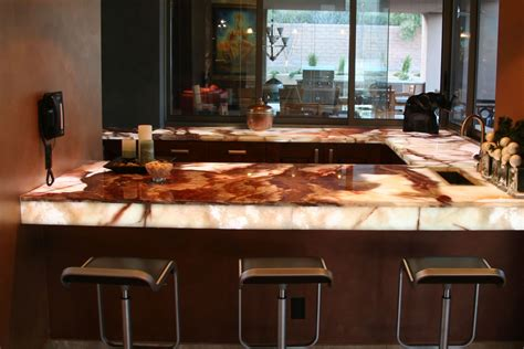 Onyx Countertop by Our Portfolio