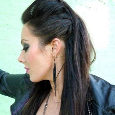 Rock Hairstyles For Hair by Rock Hairstyles For Hair Immodell Net