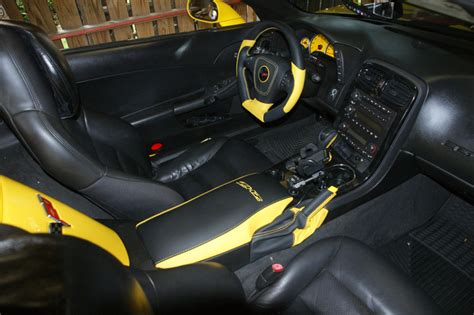 C6 Interior by Looking For C6 Custom Interior Pics For Idea S Got Any