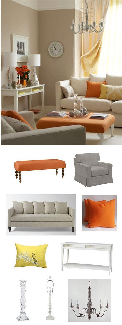 Jungen Schlafzimmer Farbschemata by Die Besten 25 Orange Wohnzimmerfarbe Ideen Auf