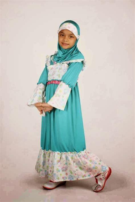 Baju Muslim Bayi Baju Anak Perempuan 1 2 Th model baju muslim anak perempuan terbaru