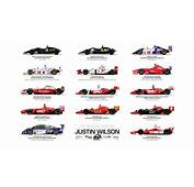 Indycar Archives  Andy Blackmore Design