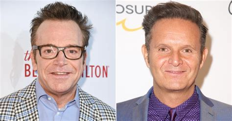 tom arnold and burnett fight at pre emmys report