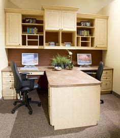 2 Desk Office Layout 1000 Images About Home Office On Pinterest Monitor Home Office And Work Stations