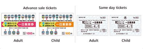 Murah Tokyo Subway Ticket 48 Hours free pass tiket kereta murah di jepang info wisata di jepang