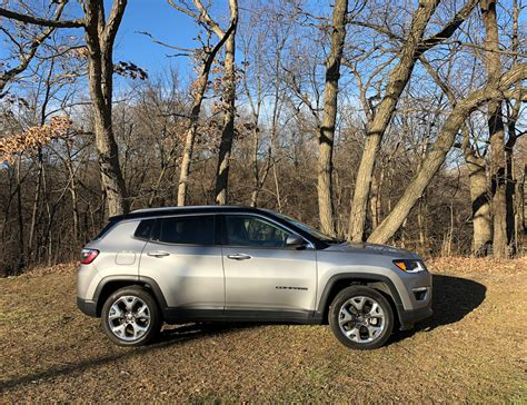 jeep compass sport 2017 2017 jeep compass limited 4x4 review true north 95 octane