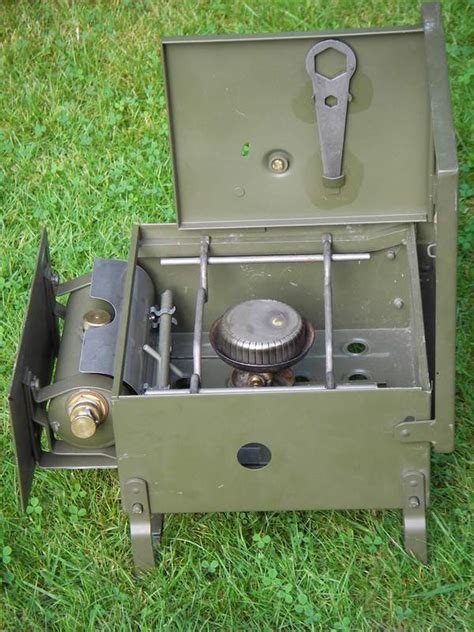 today   naming  parts brit army  modified stove classic camp stoves