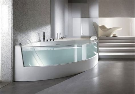 see through bathtub see through tub interior design pinterest