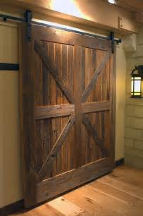 Barn Door Pictures Sliding Barn Doors Don T To Be Rustic Sun Mountain Door