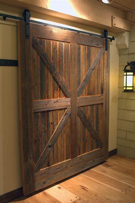 sliding barn doors dont    rustic sun mountain