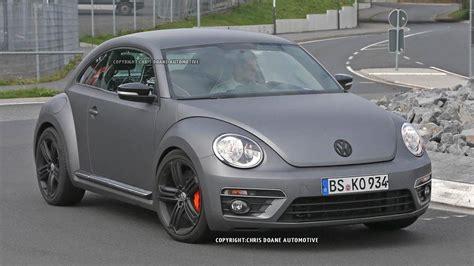 new volkswagen beetle 2015 2015 volkswagen beetle r spy shots prototype vw beetle r