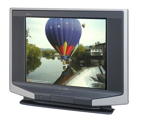 Tv Sharp Cleopatra 21 sharp 21vfw450s 21 quot color tv with free stand fan cebu appliance center