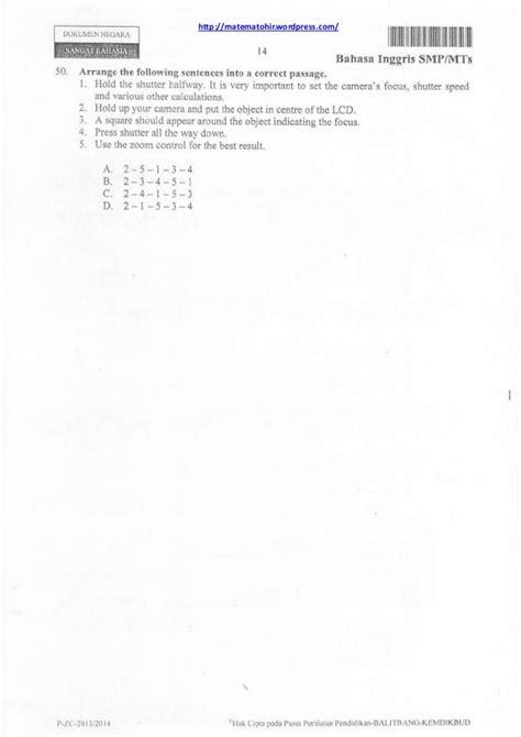 Belajar Bahasa Inggris Made Easy Plus Cd Audio paket soal un smama 2014 bahasa inggris program kumpulan kartu soal bahasa inggris