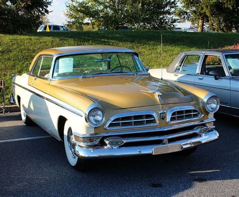 1955 Chrysler New Yorker Deluxe by 1955 Chrysler New Yorker Deluxe St Regis 2 Door Hardtop
