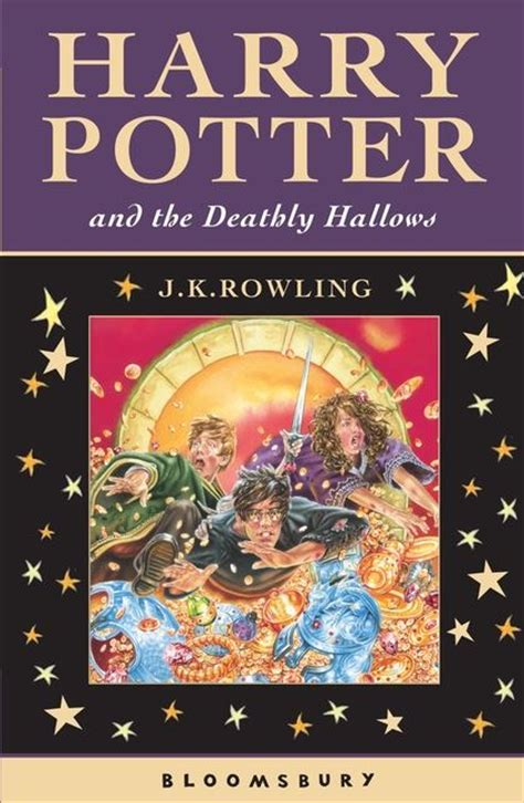7 Reasons Harry Potter Books by Harry Potter And The Deathly Hallows J K Rowling
