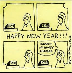 funny new year resolution 04