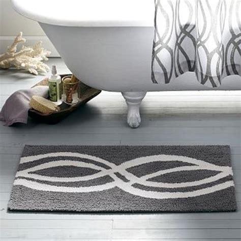 badteppich modern badteppich tolle vorschl 228 ge f 252 r ihr badezimmer