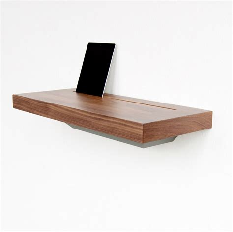 Shelf For shop away undesired iphone and cables stage charging shelf best of interior design