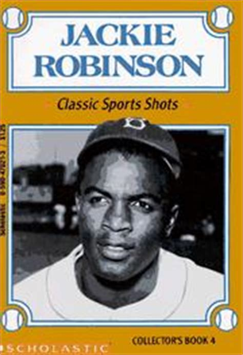 a picture book of jackie robinson jackie robinson classic sports collector s book