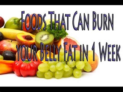 1 fruit that kills stomach what to eat to lose belly list of foods that can