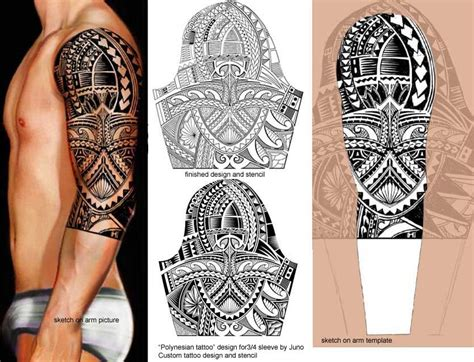 designing a tattoo sleeve template tattoos and designs create a designer