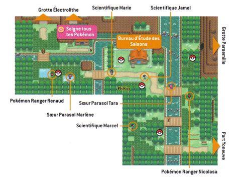 pokemon y route 6 pok 233 mon noir et blanc gt guide complet d unys pok 233 bip com