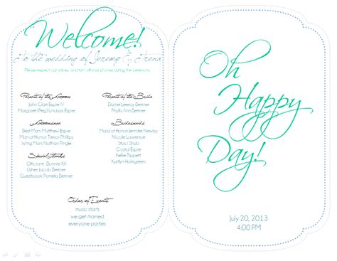 fan invitation template wedding program fan templates invitation collection diy