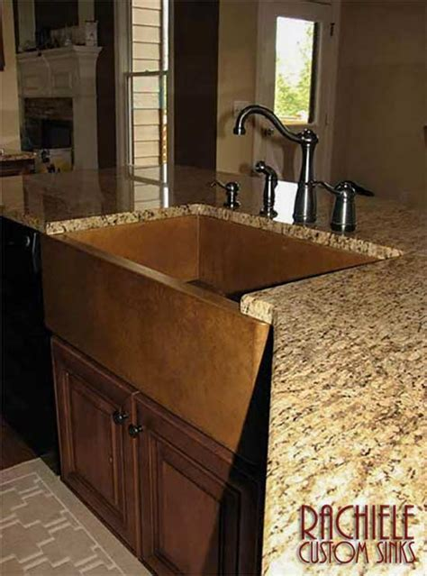 rachiele copper farm sinks copper farm sinks hand crafted and custom made in the usa
