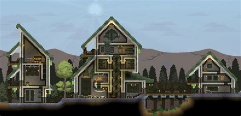 starbound houses building ship show off your house d page 35