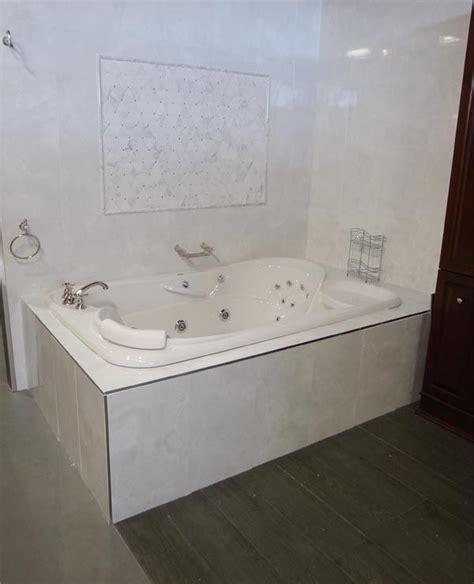 10 year ceramic tile bathtub maax two person whirlpool drop in tub wall tiles