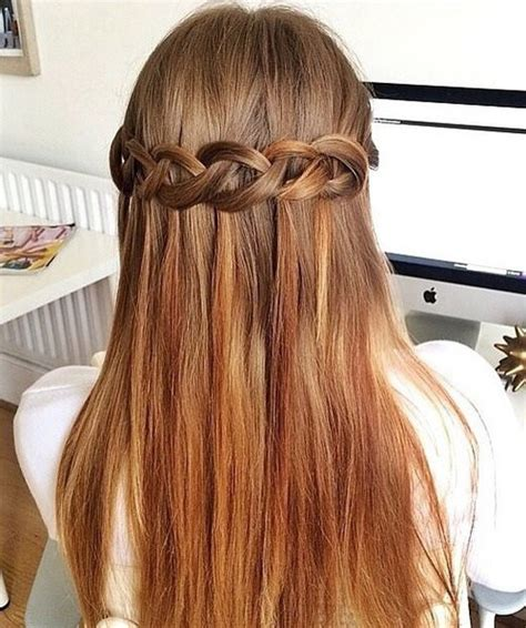 hairstyles for straight hair with braids step by step 40 picture perfect hairstyles for long thin hair