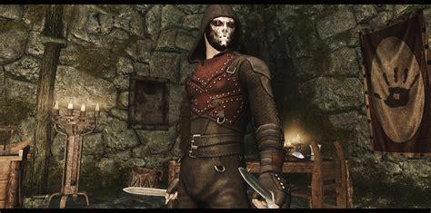 skyrim nexus male armor a perfect assasin at skyrim nexus mods and community