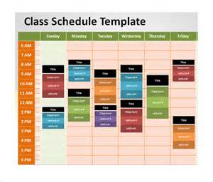 powerpoint project schedule template powerpoint schedule template 8 free word excel ppt