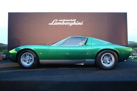 What Does A Lamborghini Here S What The New Lamborghini Miura Should Look Like