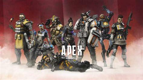 apex legends wallpaper fonds decran gratuits