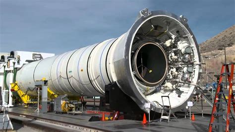 Raket Rs Power Max space launch system
