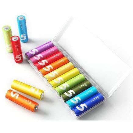 Senter Batu B708 5 xiaomi zi5 batu baterai alkaline aa battery 10pcs multi color jakartanotebook